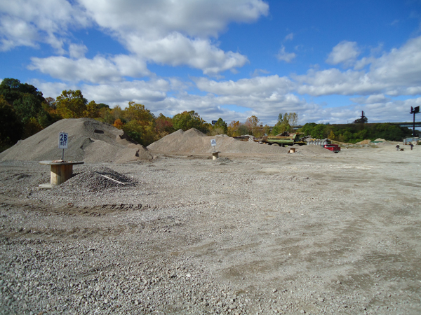 Lehigh Cement Slag : Recycled aggregate products landscaping construction
